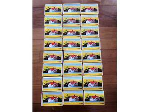 Lotto 24 Sorprese Merendine Mulino Bianco vintage anni 80