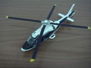 Modellino elicottero Carabinieri