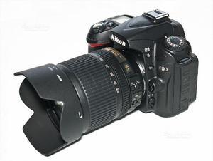Nikon D90 - TRATTABILE