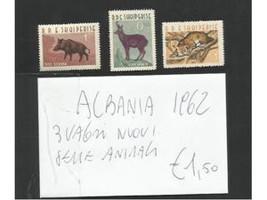 Piccole serie Albania