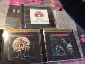 Queen CD UltraDisc II - Night Opera - Day Races - News World
