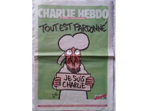 "Rivista satirica ""Charlie Hebdo"""