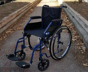 Sedie A Rotelle Usate : Carrozzella invalidi sedia a rotelle posot class