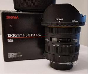 SIGMA mm f3.5 EX DC per NIKON