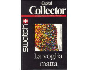 SWATCH Cataloghi Collezioni N.1