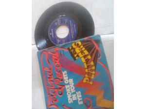 """The platters - smoke gets in your eyes - 7"""" vinyl mercury us"""