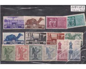 Vittorio emanuele colonie eritrea