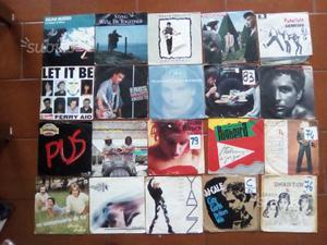 100 Dischi 45 giri Queen, Rolling Stone ecc