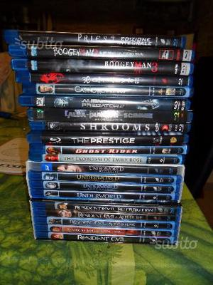 Film blu ray originali 20 film