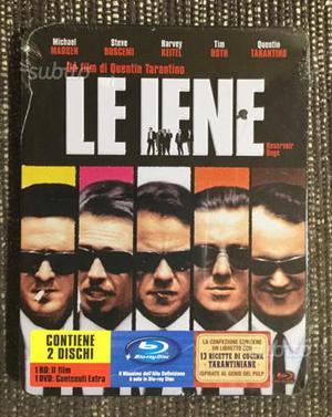 Le Iene Steelbook Metal Box Blu Ray
