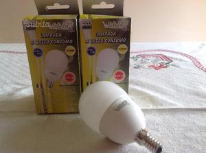 300 Lampade a basso consumo E 14