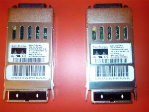 Adattatore Cisco Systems fibra ottica WS G-