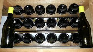 Bottiglie vuote per vino