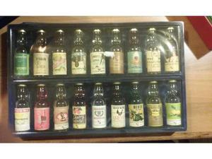 Bottigliette mignon di liquore (Fratelli Rossi) anni '70