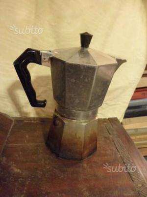 Caffettiera moka Bialetti vintage degli anni '70