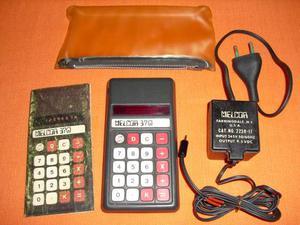 Calcolatrice vintage Melcor anni '70
