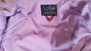 Giacca colore rosa con tasche Tg M
