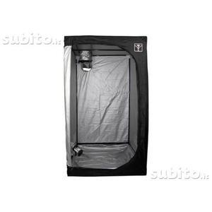 Kit indoor box 120x120x200 con lampada 400w hps