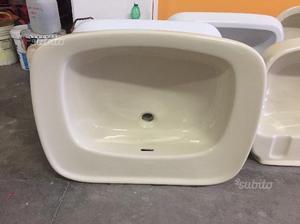 Lavabo da bagno nuovo pozzi ginori