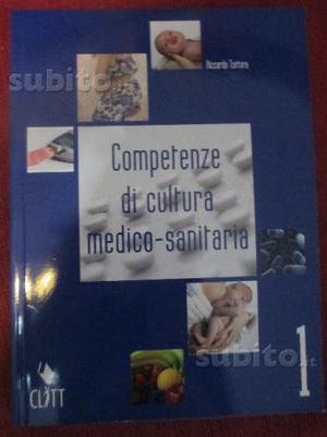 Libro Competenze di cultura medico sanitaria-usato