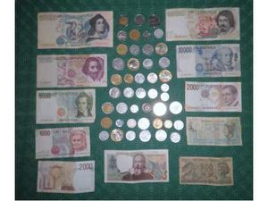 Lotto completo di lira