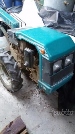 Motocoltivatore Bertolini cv diesel