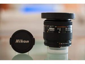 NIKON  mm f/4-5.6 AF-D Zoom - NUOVO -