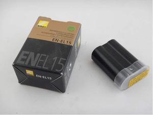 Nikon EN-EL15 Batteria per D D D800 D600 Originale