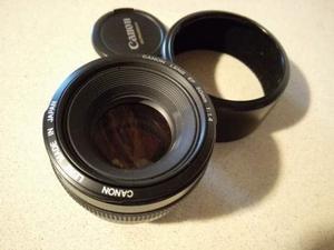 Obiettivo Canon 50mm f 1.4 usm