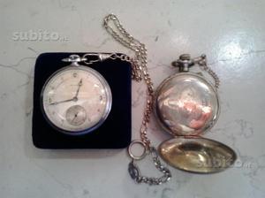 Orologio da tasca con regalo
