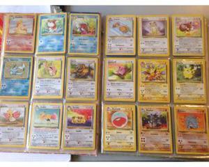 Raccoglitore carte Pokemon prime edizioni!