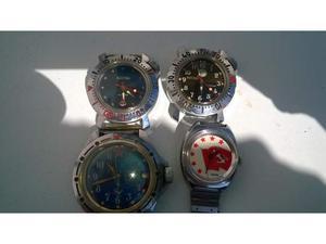 Scambio 5 orologi depoca