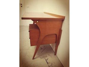 Scrivania Vintage Usata : Libreria scrivania vintage anni 3950 svedese posot class