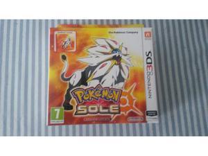 [3DS] Pokemon Sole Fan Edition Limited Steelbook RARO