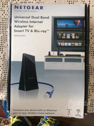 Adattatore Wi-FI ethernet Netgear
