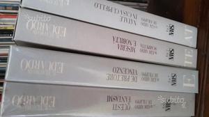 Cassette varie quasi tutte ancora siggillate