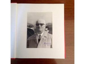 Foto con autografo originale di ENZO FERRARI