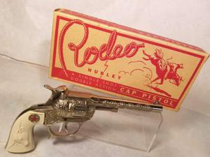 Gioco rodeo anni 50 USA con scatola originale