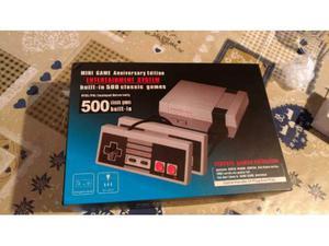 Mini Nintendo entertainment system 500 classic game