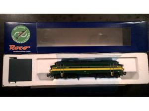 Roco  x marklin locomotiva sncb confez originale come