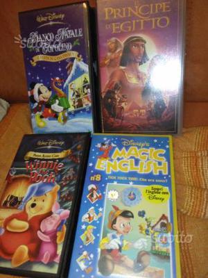 VHS CARTONI animati