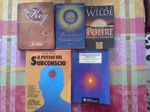 5 libri su spiritualità e legge di attrazione