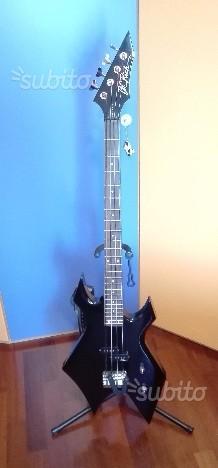 Basso elettrico;B.C. Rich Warlock One Bass