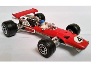 Blocco n. 6 modellini di Formula 1 Politoys F1 scala 1/32
