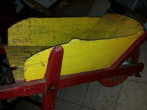Carriola in legno stile ' 800