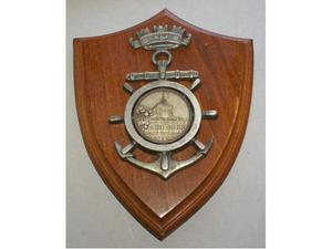 Crest araldico dell'Accademia navale di livorno