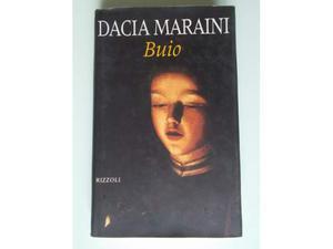 Dacia Maraini BUIO Rizzoli