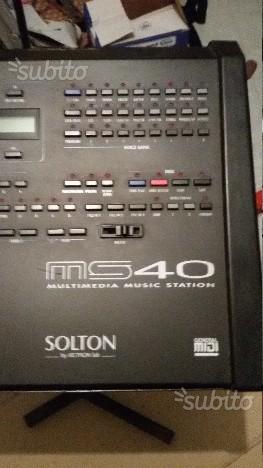 Expander arranger solton ms40