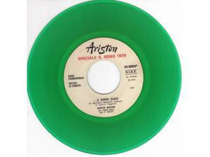 Matia bazar - e dirsi ciao italy  giri green vinyl