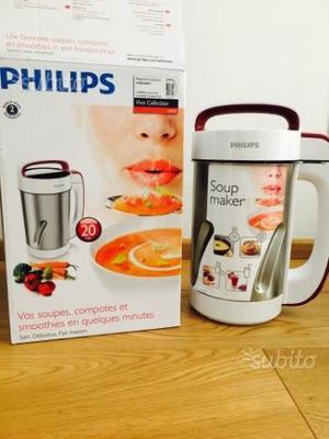 Soup maker cuisinart posot class - Soup maker philips video ...